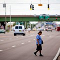 Orlando is the least walkable metro area in the U.S.