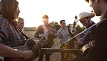 Bluegrass band Old Crow Medicine Show tonight at House of Blues