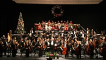 Orlando Philharmonic Orchestra Presents Home for the Holidays at Bob Carr