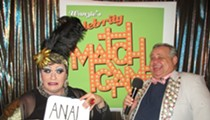 Wanzie stages Broadway-themed Celebrity Match Game