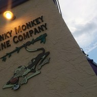 Funky Monkey Wine Company in Mills 50 overhauls its menu and its name