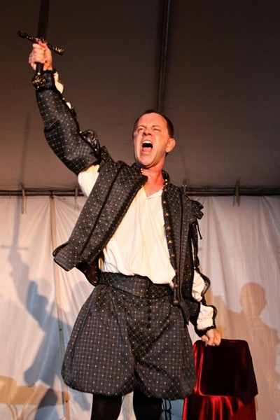 photo by Tisse Mallon from Fringe 2014