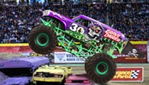 Selection Reminder: Monster Jam tonight at the Citrus Bowl!