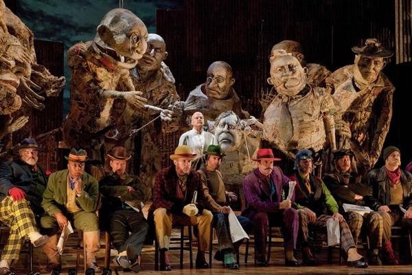 Photo courtesy Ken Howard/Metropolitan Opera