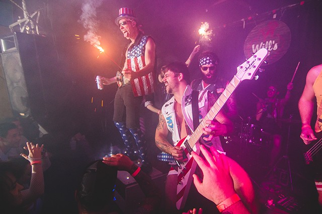 Photo gallery: American Party Machine at Will's Pub
