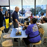 Just Desserts! So, Vice President Joe Biden walks into a Dairy Queen in Orlando and...