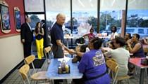 Just Desserts! So, Vice President Joe Biden walks into a Dairy Queen in Orlando and...