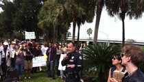 Photos from Occupy Orlando march through downtown today
