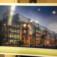 Photos of Ivanhoe Village development project