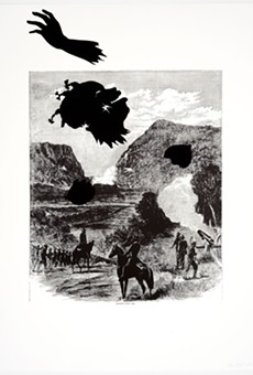 Powerful Kara Walker exhibit at CFAM closes Sunday, April 5 – get there while you can