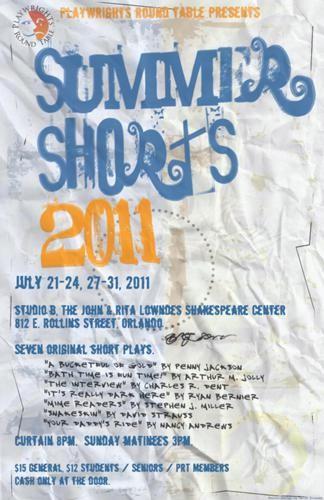 PRT's Summer Shorts 2011