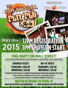 CITRUS CIVITAN - Putt Pub Crawl