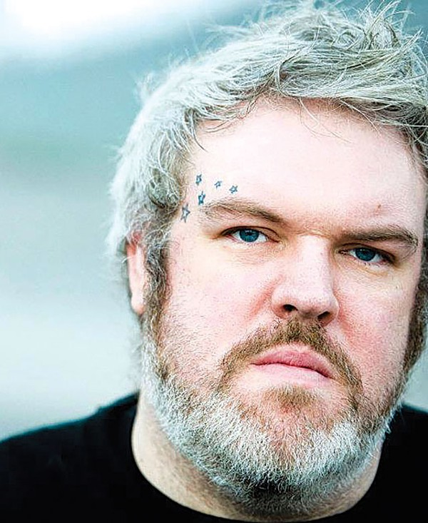 Rave of Thrones with Kristian Nairn, Dec. 13 at Venue 578