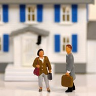 REAL ESTATE AGENTS ARE PEOPLE, TOO