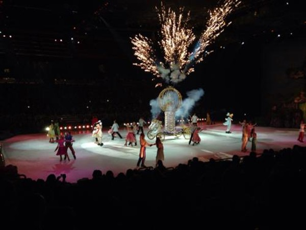 review disney on ice princesses and heroes blogs