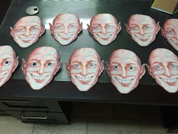 Rick Scott Masks Facebook page.