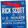 Rick Scott plans Senate campaign to represent North Florida
