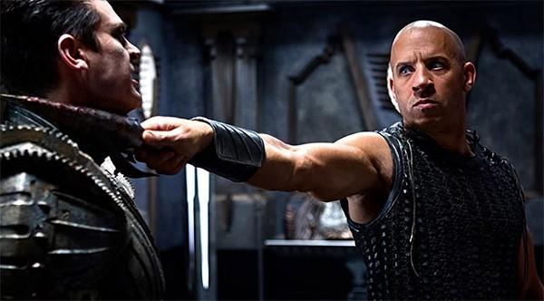 'Riddick'
