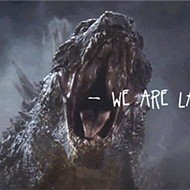 Watch the 1998 version of <i>Godzilla</i> while the guys from <i>MST3K</i> riff on it live