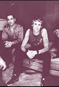 Rock in a hair place? No, says Buckcherry