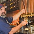 Brewmaster Ron Raike leaving Cask and Larder