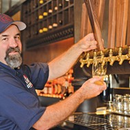 Craft brewer Ron Raike prepares for Cask & Larder debut