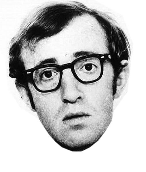 Sagittarius: Woody Allen