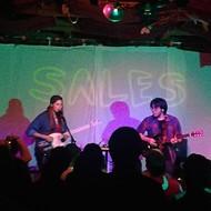 This Little Underground: Sales at Will's Pub