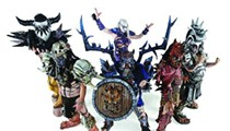 Scumdogs invade Venue 578, featuring Gwar with new frontwoman Vulvatron