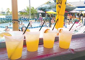 Seaside bar crawl in New Smyrna Beach