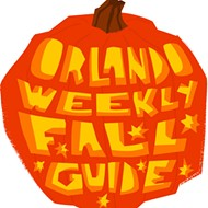 Season premiere: Orlando Weekly Fall Guide 2013