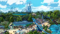 SeaWorld announces details on Orlando's 'tallest, fastest and longest coaster'