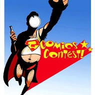 Second annual Comics Contest