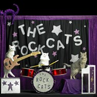 See the world's only cat band at the Famous Cat Circus