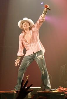 Selection Reminder: Guns N' Roses rock Amway Center!