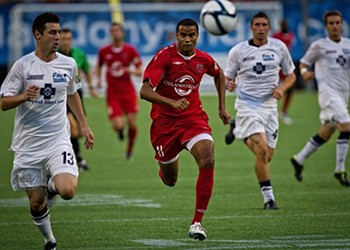 Selection Reminder: Pro Soccer Classic starts today!