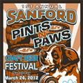 Selection Reminder: Sanford Pints N' Paws tomorrow!