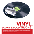 Selection Reminder: Vinyl, Books and Food Trucks at Park Ave CDs!
