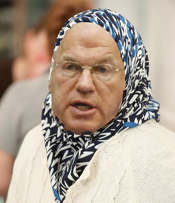 Sen. Alan Hays wants to censor textbooks