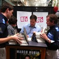 Sen. Marco Rubio: Books, BJ's and Bounty paper towels ... oh, and immigration