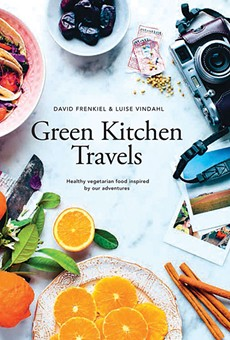 Seven fresh vegan and vegetarian cookbooks