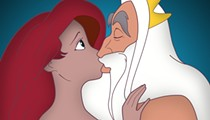 Sex abuse ads featuring Disney Princesses cause controversy for the wrong reasons
