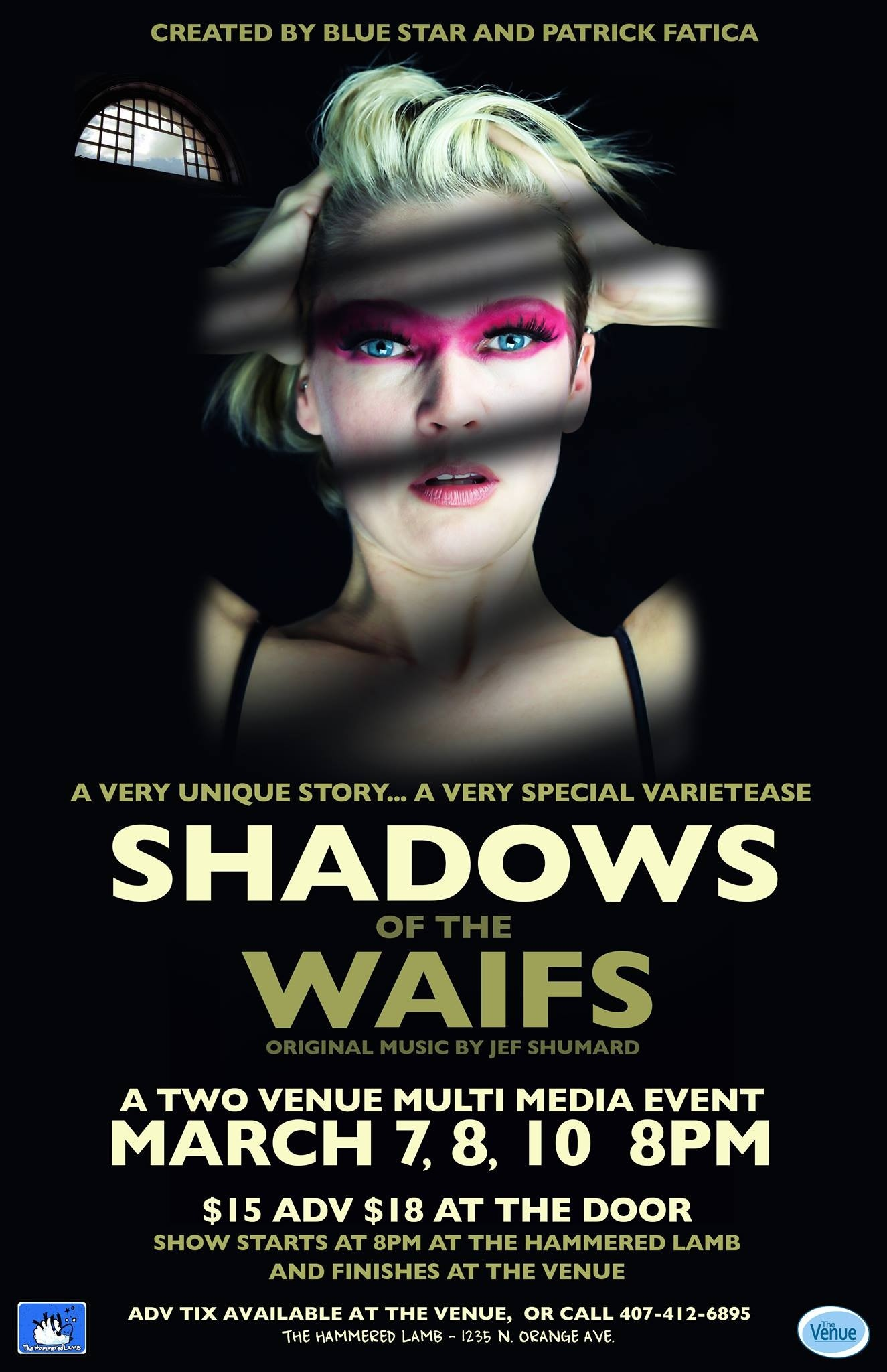 Shadows of the Waifs at The Venue extended until March 24.
