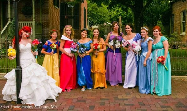 Five Ways To Have A Disney Inspired Wedding Without Draining Your