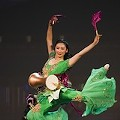 Shen Yun combines classical Chinese dance with live music and elaborate costuming