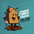 Shit Sandwich celebrates three years as Orlando's best stand-up showcase this Saturday