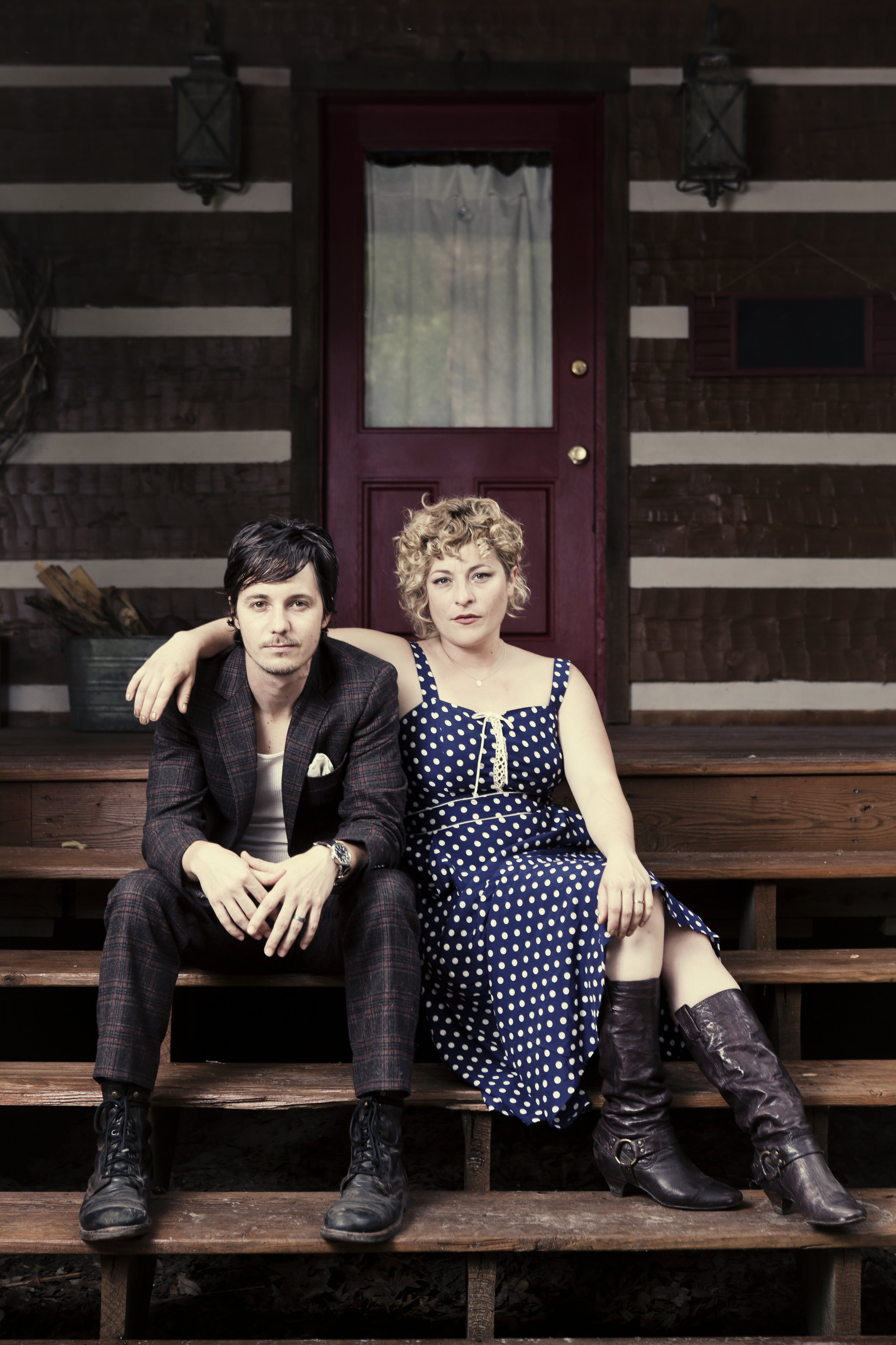 shovels rope bring their genre hopping sound to the social blogs click to enlarge 1 21 shovels rope 1 by leslie ryan mckellar