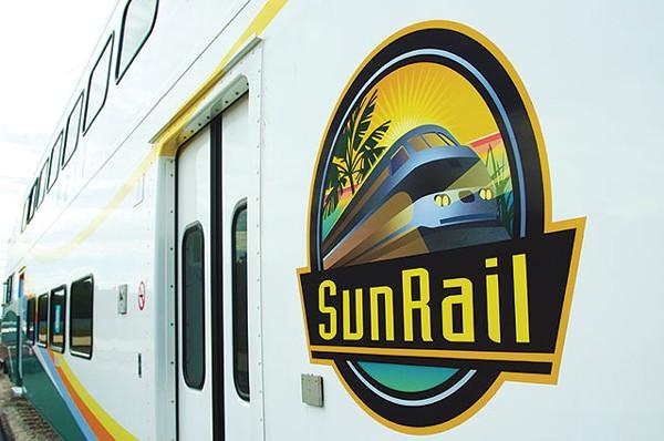 PHOTO COURTESY OF SUNRAIL