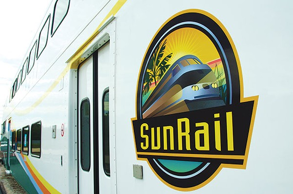 PHOTO COURTESY OF SUNRAIL