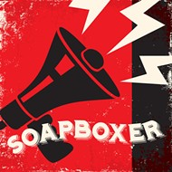 Soapboxer: A portrait of Trayvon Martin as a young black thug